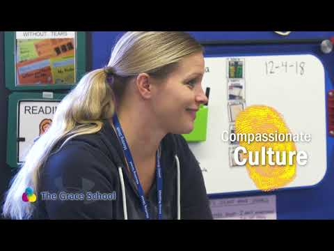 The Grace School  Our Values
