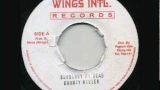 Bounty Killer - Soundboy Fi Dead