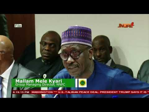 NNPC Oil and Gas Forum 1 MARCH  2020