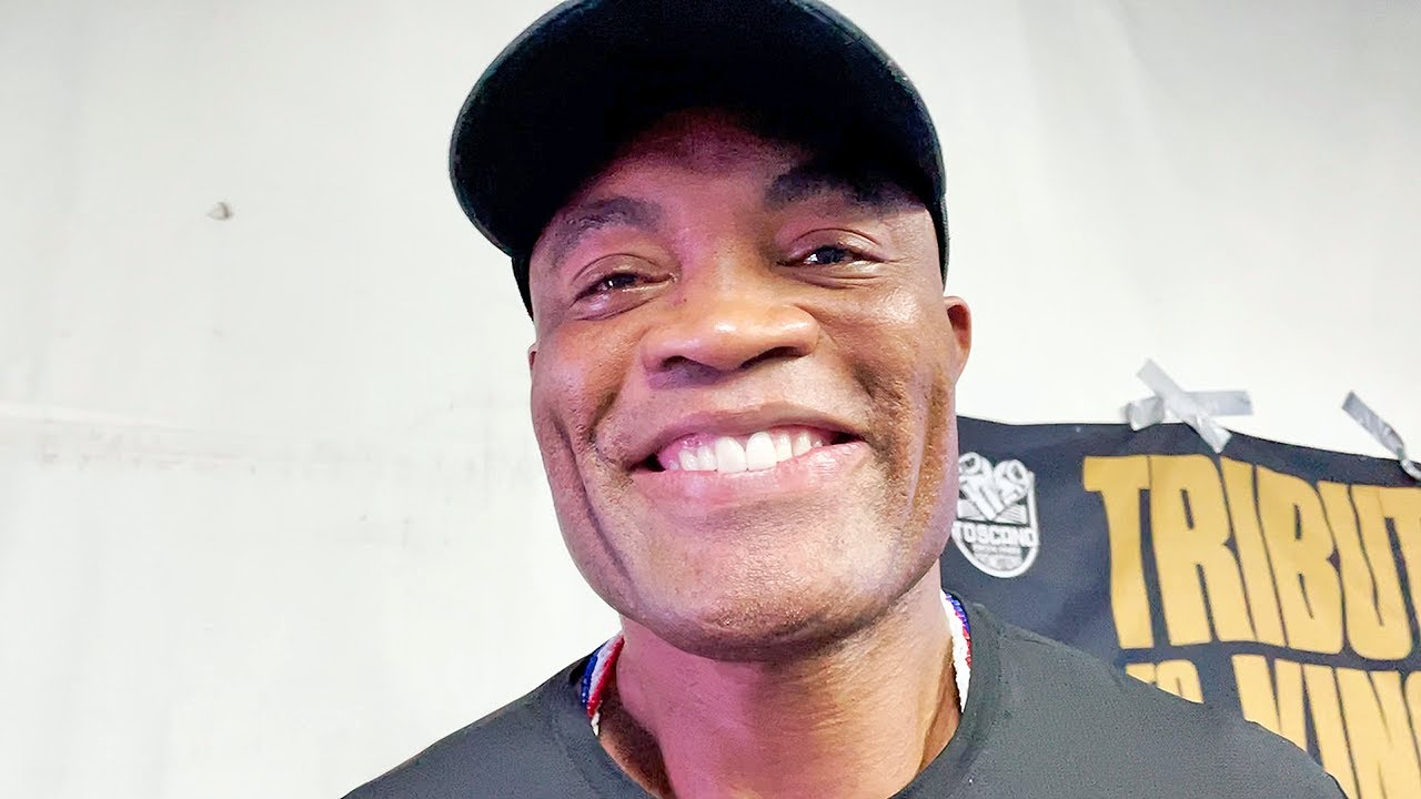 ANDERSON SILVA WANTS LOGAN PAUL FIGHT; REACTS TO UPSET WIN OVER CHAVEZ JR.