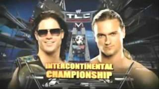 WWE TLC 2009 Results
