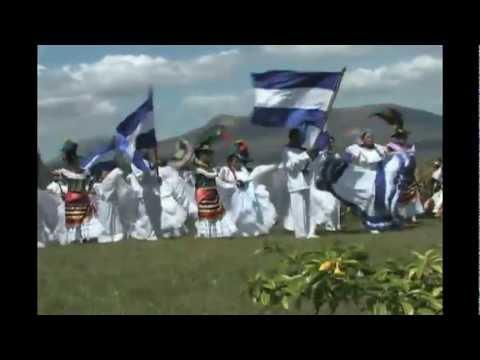 LOS IMPERIALS  VIAJANDO POR NICARAGUA 33 LA TELEVISION