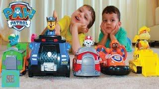 Щенячий патруль Спасение Маши от Миньонов Новые серии Видео для детей Paw patrol toys Minions