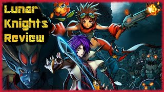 Lunar Knights Review (DS)