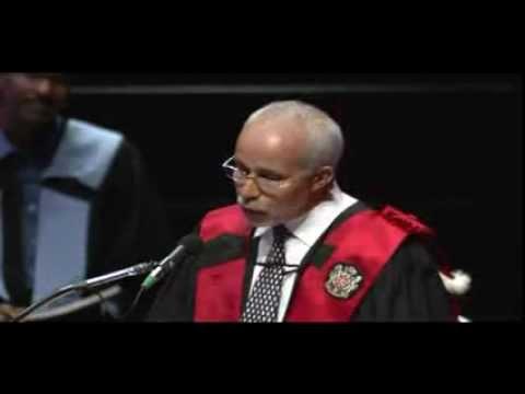Elarbi Imad awarded an Honorary Doctorate, University of Ottawa.2012