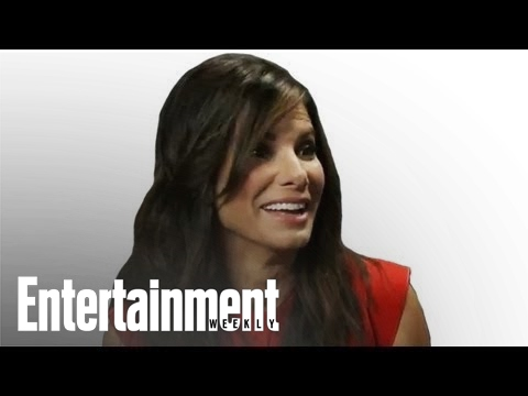 Gravity' Cast And Crew Interview | Comic-Con 2013 | Entertainment Weekly