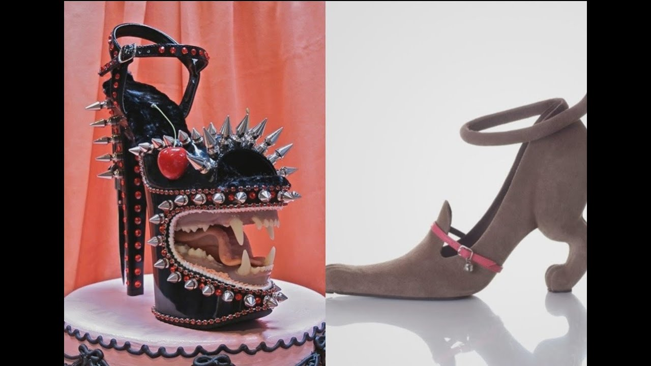 Top  Most Weird Shoes In The World