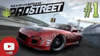 ✔ Need for Speed Pro Street: Historia completa en Español | Playthrough Parte 1