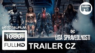 Liga spravedlnosti (2017) CZ dabing HD trailer final