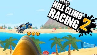 Hill Climb Racing 2 #54 | Android Gameplay | Best Android Games 2018 | Droidnation