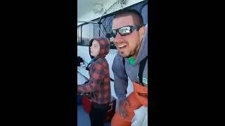 Porgies on the Black Hawk- Take a Kid Fishing