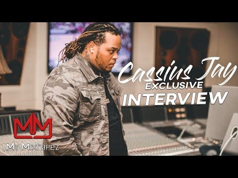 Cassius Jay - I stayed in the studio with Young Thug for 24 hrs