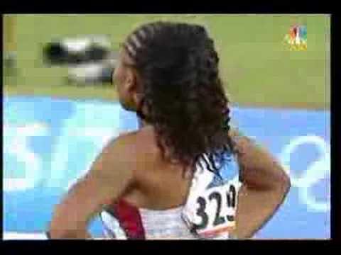 athens women's 200m