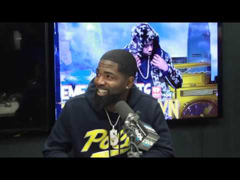 EmEz - Tsu Surf On NJ Rap Scene; Being Shot 5 Times; His XXL Nomination and more!