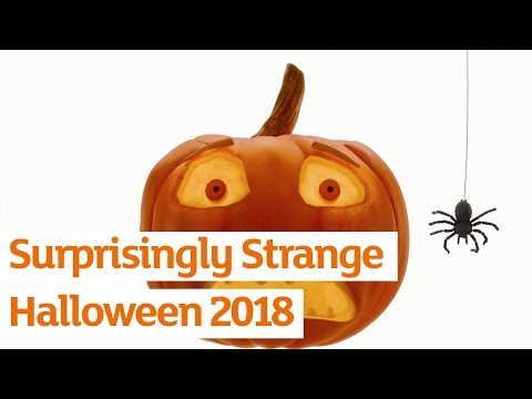 Halloween Pumpkin Song | Sainsbury's Ad | Autumn 2018