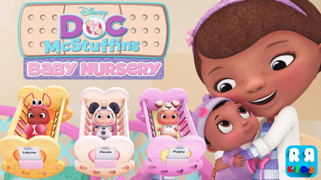 Doc Mcstuffins Baby Nursery By Disney Unlock All Baby