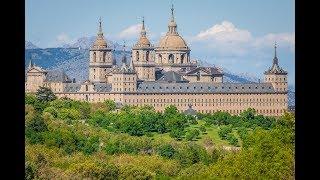 Эскориал. Дворец- монастырь и резиденция испанских монархов