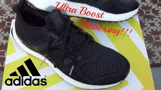 unboxing ultra boost