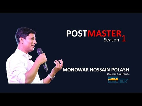 Postmaster season 1 with Monowar Hossain Polash