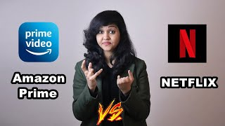 Netflix vs Amazon Prime Video vs Hotstar - SABSE BEST KONSA HAI ?