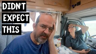 It all went WRONG VAN LIFE in a Pandemic | Overlanding around  the world | Van life Turkey