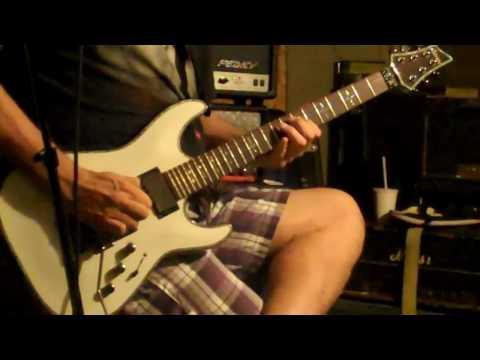 Metal Fatty live karaoke metal band jamming Playing Detroit Rock City by KISS