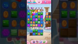 Candy Crush Saga Level 1155 - No Boosters