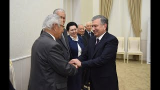 Неделя Президента Узбекистана (12-18 ноября 2018г.,