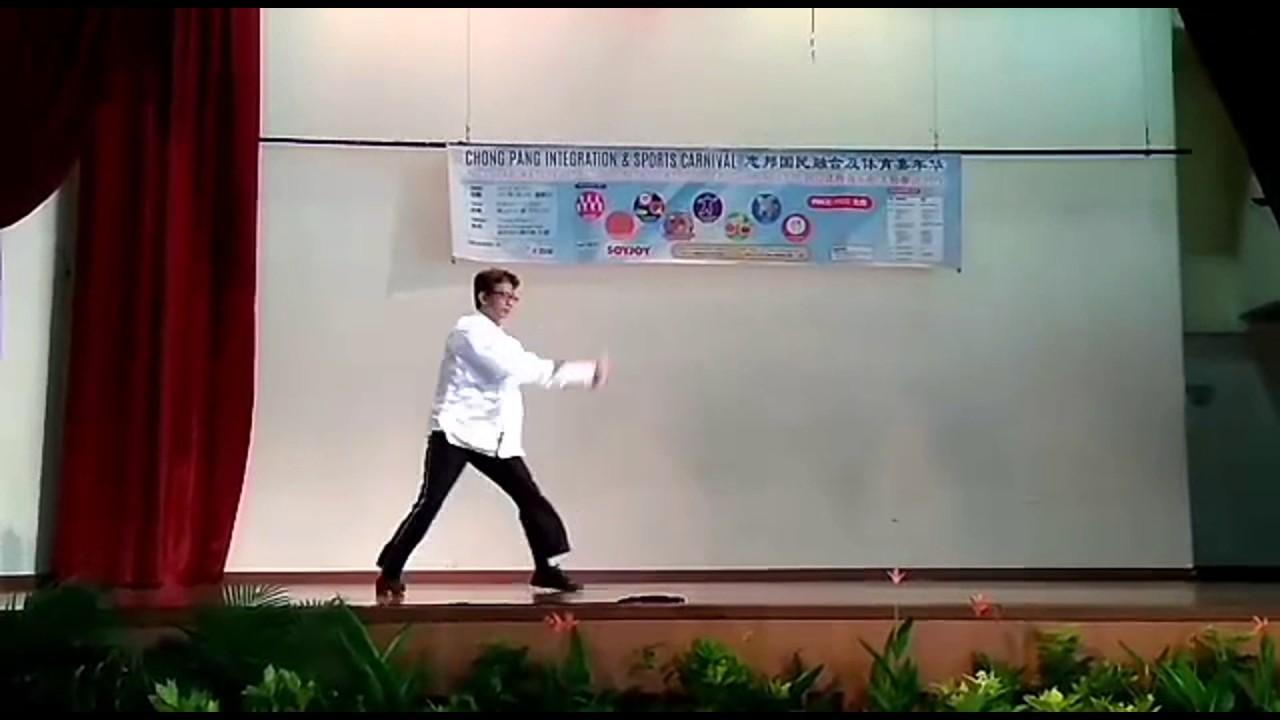 Download Xing Yi Quan Twelve Pounding Fist - Lee Guang Lu