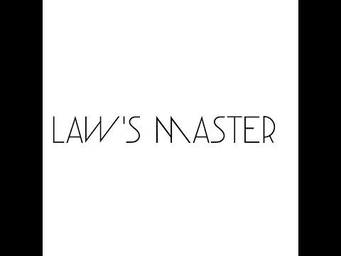 introducing about  laws master channel for law field.