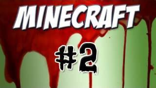 Minecraft - Part 2: Spending the Night in Simon's Shack thumbnail