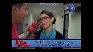 Malibu la nueva integrante de  Los Hijos de Don Juan Sheryl Rubio