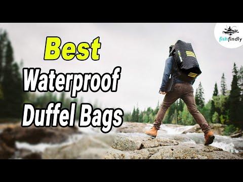 Best Waterproof Duffel Bags In 2020 – Choose From The Best!