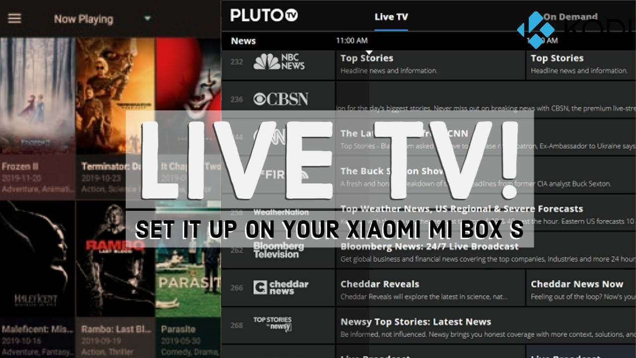 How to set Live TV on your Xiaomi Mi Box S Android TV streaming box!