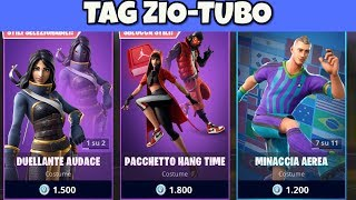 FORTNITE SHOP OF TODAY 2 JULY NEW SKIN DUELLANTE AUDACE AND CALCIATRICI