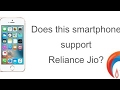iPhone Se unboxing and jio test in 2017
