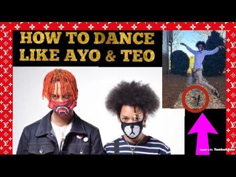 How To Dance Like Ayo & Teo
