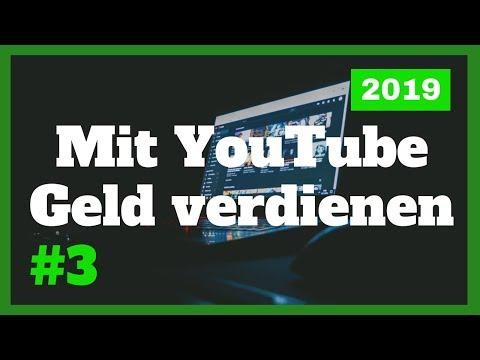 Mit YouTube Geld verdienen 2019 (Teil 3) - Videos richtig hochladen