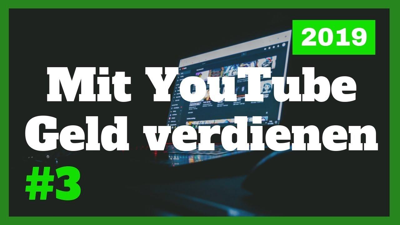 Verdienen Mit Youtube