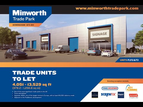 Minworth Trade Park, Stockton Close, Birmingham