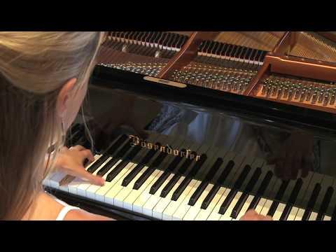 Ravel Jeux d'eau- Katia Braunschweiler, piano