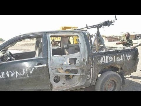 Heavy loss for Boko Haram as Nigerian soldiers attack, recover weapons
