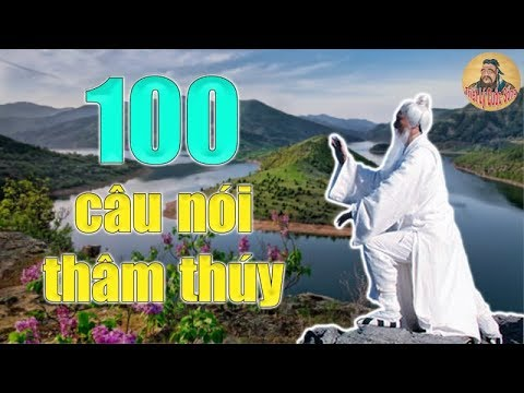 100 Câu Chuyện THÂM THÚY về CUỘC SỐNG giúp bạn TỈNH NGỘ! Càng Nghe Càng Thấm