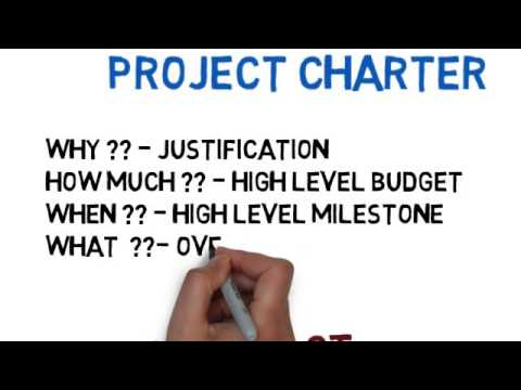 Develop Project Charter Process Ep-2 - YouTube