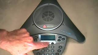 Star2Star Polycom IP 4000 & 6000 Conference Phone Tutorial