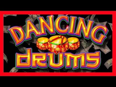 Huge Wins On Dancing Drums Slot Machine Mystery Picking