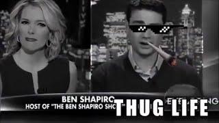 ben shapiro thug life   rolling stone writer wants income equality
