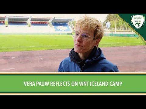 INTERVIEW | Vera Pauw reflects on WNT Iceland camp