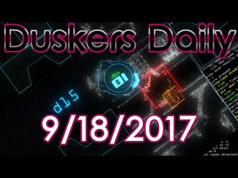 Duskers Daily: 9-18-2017