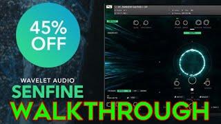 WAVELET AUDIO SENFINE (45% OFF) WALKTHROUGH